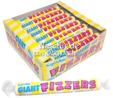 Giant Fizzers Brause Drops 40g