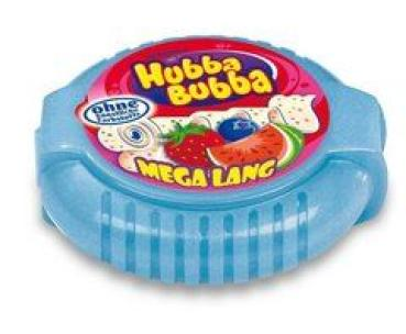 Hubba Bubba Bubble Kaugummi-Rolle Triple Mix