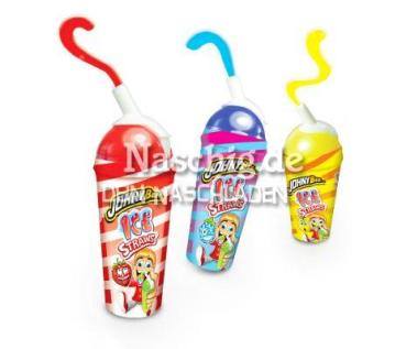 Johny Bee Ice Straws Gel Candy 25 g