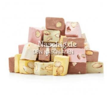 Naschig Soft Nougat Mix 200 g
