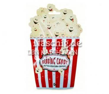 AS Knisterpulver Popcorn Popping Candy 15 g