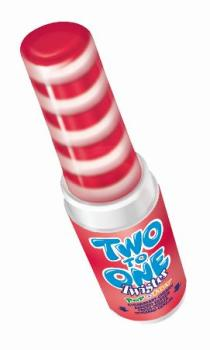 Two to One Twister Erdbeer- Kirsch 25 g